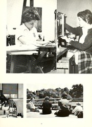 Page 15, 1959 Edition, Chatham College - Cornerstone Yearbook (Pittsburgh, PA) online yearbook collection