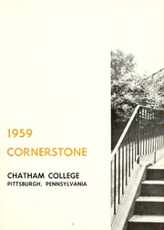 Page 5, 1959 Edition, Chatham College - Cornerstone Yearbook (Pittsburgh, PA) online yearbook collection