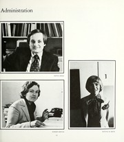 Page 17, 1978 Edition, Chatham College - Cornerstone Yearbook (Pittsburgh, PA) online yearbook collection