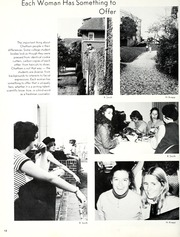 Page 16, 1980 Edition, Chatham College - Cornerstone Yearbook (Pittsburgh, PA) online yearbook collection