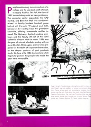 Page 6, 1986 Edition, Chatham College - Cornerstone Yearbook (Pittsburgh, PA) online yearbook collection