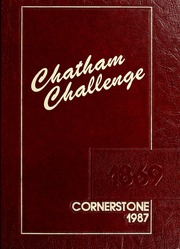 Page 1, 1987 Edition, Chatham College - Cornerstone Yearbook (Pittsburgh, PA) online yearbook collection