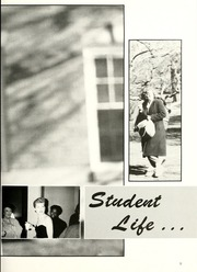 Page 13, 1987 Edition, Chatham College - Cornerstone Yearbook (Pittsburgh, PA) online yearbook collection