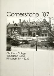 Page 5, 1987 Edition, Chatham College - Cornerstone Yearbook (Pittsburgh, PA) online yearbook collection