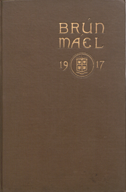 Page 1, 1917 Edition, Brown University Womens College - Brun Mael Yearbook (Providence, RI) online yearbook collection