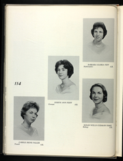 Page 128, 1962 Edition, Brown University Womens College - Brun Mael Yearbook (Providence, RI) online yearbook collection
