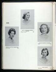 Page 130, 1962 Edition, Brown University Womens College - Brun Mael Yearbook (Providence, RI) online yearbook collection