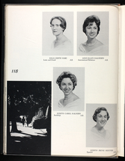 Page 132, 1962 Edition, Brown University Womens College - Brun Mael Yearbook (Providence, RI) online yearbook collection