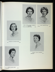 Page 133, 1962 Edition, Brown University Womens College - Brun Mael Yearbook (Providence, RI) online yearbook collection