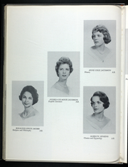 Page 134, 1962 Edition, Brown University Womens College - Brun Mael Yearbook (Providence, RI) online yearbook collection