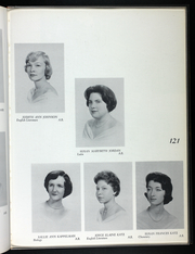 Page 135, 1962 Edition, Brown University Womens College - Brun Mael Yearbook (Providence, RI) online yearbook collection