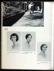 Page 136, 1962 Edition, Brown University Womens College - Brun Mael Yearbook (Providence, RI) online yearbook collection