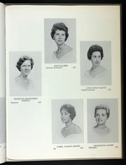 Page 137, 1962 Edition, Brown University Womens College - Brun Mael Yearbook (Providence, RI) online yearbook collection