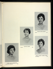 Page 141, 1962 Edition, Brown University Womens College - Brun Mael Yearbook (Providence, RI) online yearbook collection