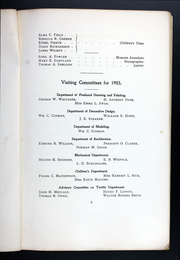 Page 11, 1906 Edition, Rhode Island School of Design - Yearbook (Providence, RI) online yearbook collection