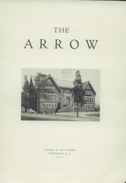 Page 5, 1937 Edition, Leander R Peck High School - Arrow Yearbook (Barrington, RI) online yearbook collection