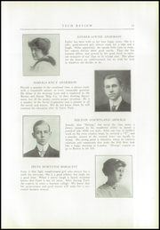 Page 15, 1914 Edition, Providence Technical High School - Review Yearbook (Providence, RI) online yearbook collection