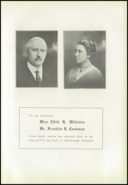 Page 7, 1914 Edition, Providence Technical High School - Review Yearbook (Providence, RI) online yearbook collection