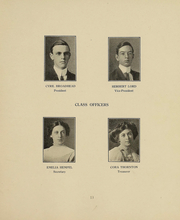Page 14, 1911 Edition, English High School - Brown Owl Yearbook (Providence, RI) online yearbook collection