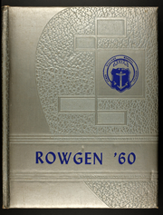 1962 Edition, Roger Williams General Hospital School of Nursing - Rowgen Yearbook (Providence, RI)