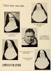 Page 12, 1959 Edition, Salve Regina University - Regina Maris Yearbook (Newport, RI) online yearbook collection