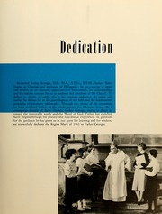 Page 11, 1961 Edition, Salve Regina University - Regina Maris Yearbook (Newport, RI) online yearbook collection