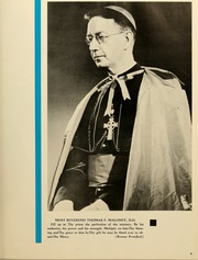 Page 13, 1961 Edition, Salve Regina University - Regina Maris Yearbook (Newport, RI) online yearbook collection