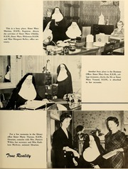 Page 15, 1961 Edition, Salve Regina University - Regina Maris Yearbook (Newport, RI) online yearbook collection