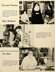 Page 16, 1961 Edition, Salve Regina University - Regina Maris Yearbook (Newport, RI) online yearbook collection