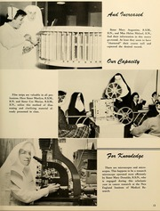 Page 17, 1961 Edition, Salve Regina University - Regina Maris Yearbook (Newport, RI) online yearbook collection