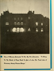 Page 5, 1961 Edition, Salve Regina University - Regina Maris Yearbook (Newport, RI) online yearbook collection