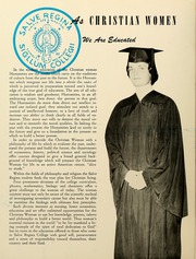 Page 8, 1961 Edition, Salve Regina University - Regina Maris Yearbook (Newport, RI) online yearbook collection