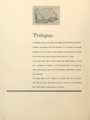 Page 6, 1964 Edition, Salve Regina University - Regina Maris Yearbook (Newport, RI) online yearbook collection