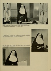 Page 15, 1965 Edition, Salve Regina University - Regina Maris Yearbook (Newport, RI) online yearbook collection