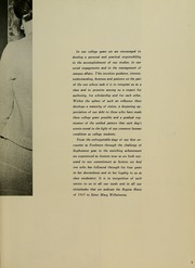 Page 9, 1965 Edition, Salve Regina University - Regina Maris Yearbook (Newport, RI) online yearbook collection
