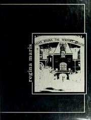 1983 Edition, Salve Regina University - Regina Maris Yearbook (Newport, RI)