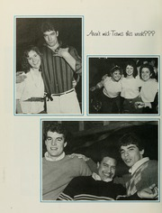 Page 10, 1985 Edition, Salve Regina University - Regina Maris Yearbook (Newport, RI) online yearbook collection