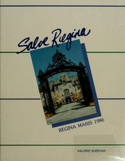 1986 Edition, Salve Regina University - Regina Maris Yearbook (Newport, RI)