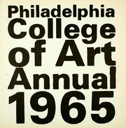 Page 7, 1965 Edition, Philadelphia College of Art - Philadelphia College of Art Yearbook (Philadelphia, PA) online yearbook collection