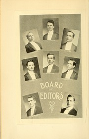 Page 14, 1910 Edition, University of Maryland Baltimore Dental School - Mirror Yearbook (Baltimore, MD) online yearbook collection