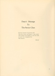 Page 14, 1936 Edition, University of Maryland Baltimore Dental School - Mirror Yearbook (Baltimore, MD) online yearbook collection