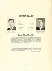 Page 16, 1941 Edition, University of Maryland Baltimore Dental School - Mirror Yearbook (Baltimore, MD) online yearbook collection