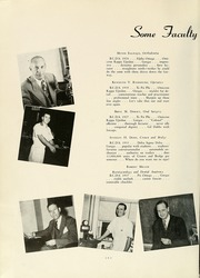 Page 12, 1947 Edition, University of Maryland Baltimore Dental School - Mirror Yearbook (Baltimore, MD) online yearbook collection