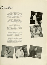 Page 13, 1947 Edition, University of Maryland Baltimore Dental School - Mirror Yearbook (Baltimore, MD) online yearbook collection
