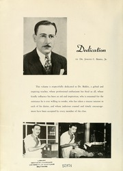 Page 8, 1947 Edition, University of Maryland Baltimore Dental School - Mirror Yearbook (Baltimore, MD) online yearbook collection