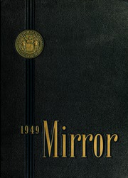 University of Maryland Baltimore Dental School - Mirror Yearbook (Baltimore, MD) online yearbook collection, 1949 Edition, Page 1