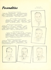 Page 17, 1951 Edition, University of Maryland Baltimore Dental School - Mirror Yearbook (Baltimore, MD) online yearbook collection