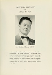 Page 17, 1960 Edition, University of Maryland Baltimore Dental School - Mirror Yearbook (Baltimore, MD) online yearbook collection