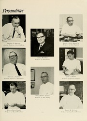 Page 15, 1964 Edition, University of Maryland Baltimore Dental School - Mirror Yearbook (Baltimore, MD) online yearbook collection