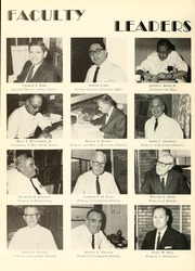 Page 10, 1969 Edition, University of Maryland Baltimore Dental School - Mirror Yearbook (Baltimore, MD) online yearbook collection
